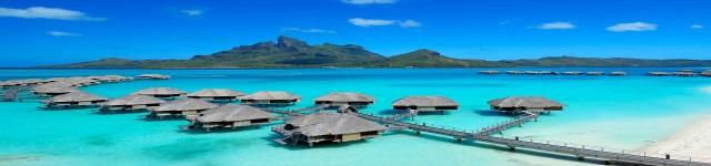 フィリピンの島風景